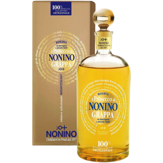 Nonino  /Italien, Venetien  Nonino Grappa Il Prosecco Riserva Barrique Monovitigno 0.7 l 41% vol
