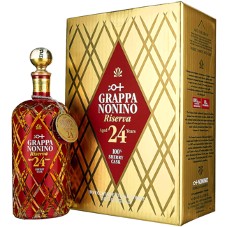 Nonino  /Italien, Venetien  Grappa Nonino Riserva 24 Years 0.7 l 43% vol