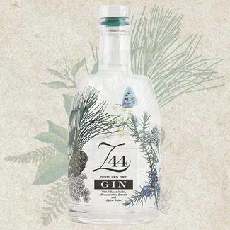 Roner Distillery / Italien Z44 Distilled Dry Gin 0.7 l 44% vol