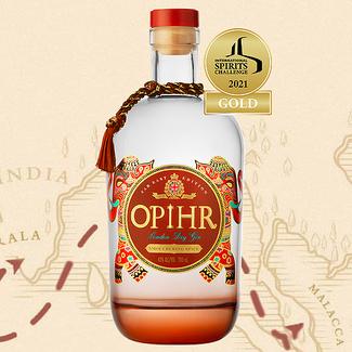 Opihr Distillery / England Far East Edition London Dry Gin 0.7 l 43% vol