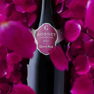Gosset / Frankreich, Champagne Ay Grand Rose Brut 0.75 l 12% vol
