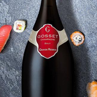 Gosset / Frankreich, Champagne Ay Grand Reserve Brut 0.75 l 12% vol