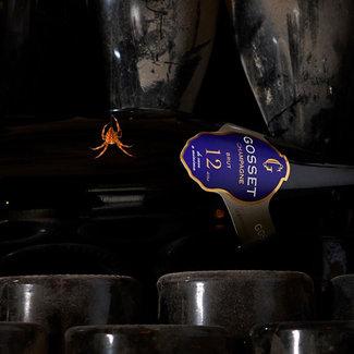 Gosset / Frankreich, Champagne Ay Brut 12Y  in Geschenksbox 0.75 l 12% vol