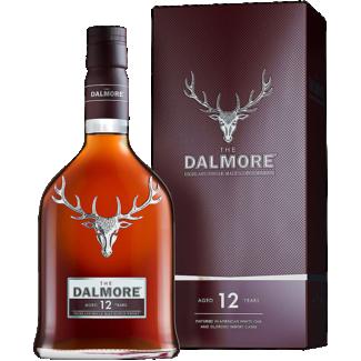 Dalmore Distillery / Schottland, Highlands The Dalmore 12 YO Single Malt Whisky GB 0.7 l 40% vol