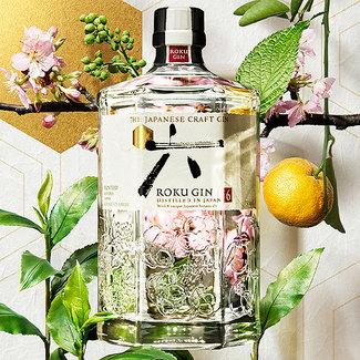 Beam Suntory / Japan Roku Gin The Japanese Craft Gin 0.7 l 43% vol