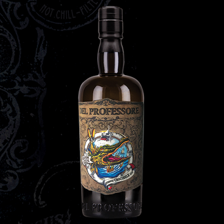 Antica Distilleria Quaglia / Italien, Piemont Del Professore Crocodile Gin 0.7 l 45% vol