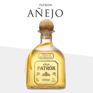 Patron Spirits / Mexiko, Jalisco Patrón Tequila Añejo 0.7 l 40% vol