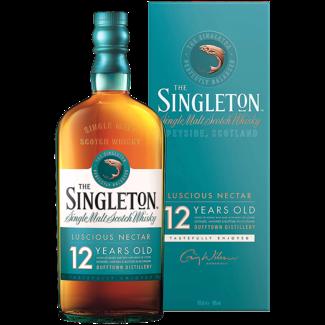 Dufftown Distillery / Schottland, Speyside The Singleton Luscious Nectar 12YO Single Malt Scotch Whisky 0.7 l 40% vol