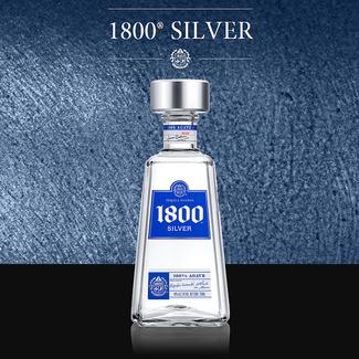 José Cuervo Distillery / Mexiko 1800 Tequila Silver 0.7 l 38% vol