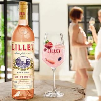 Pernod / Frankreich Lillet Rose 0.7 l 17% vol