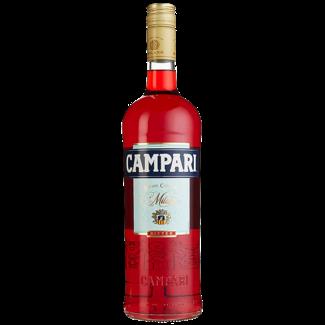 Davide Campari / Italien, Milano  Campari Bitter Aperitif 1 l 25% vol
