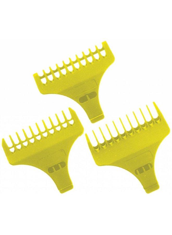 Attachment Combs Set Hero - Detailer 32mm