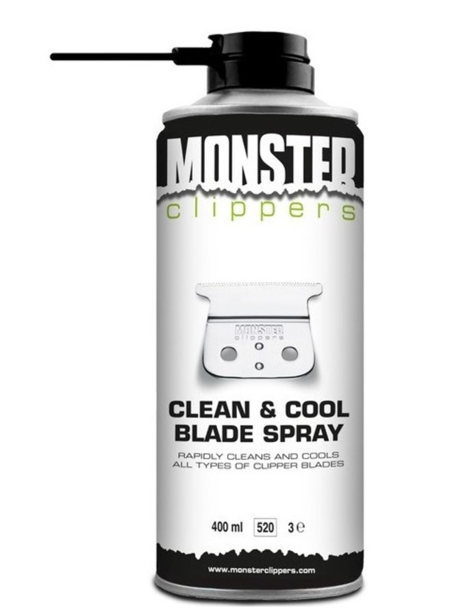 Clean & Cool Blade Spray (400ml)
