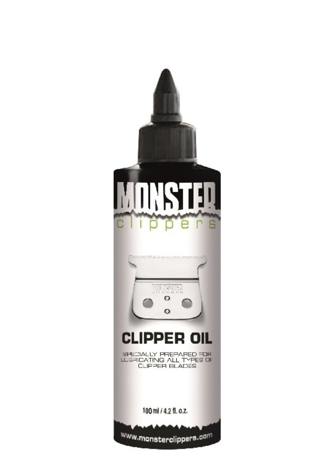 Monster Clippers Tondeuse Olie (100ml)
