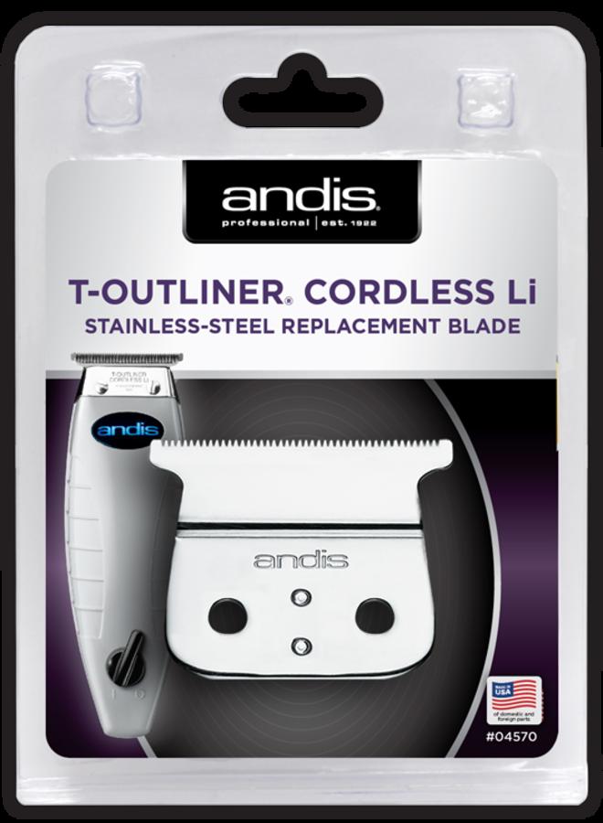 Snijmes: T-Outliner Cordless Li