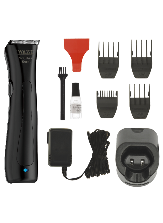 Beret Pro Lithium Trimmer Black Stealth