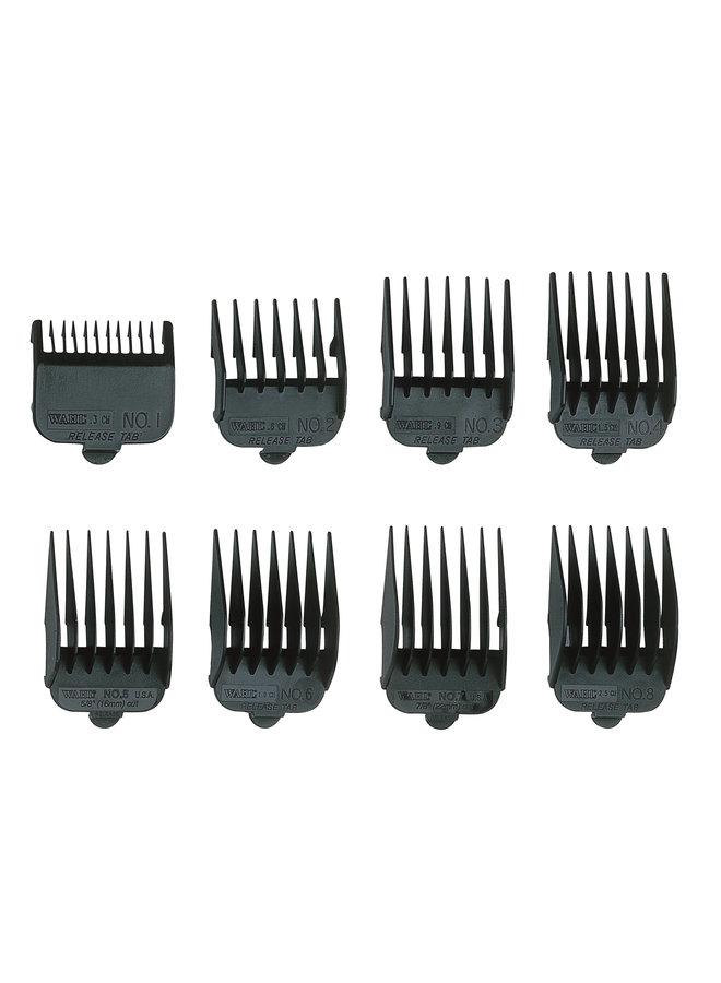 Clipper Attachment Comb Plastic Black