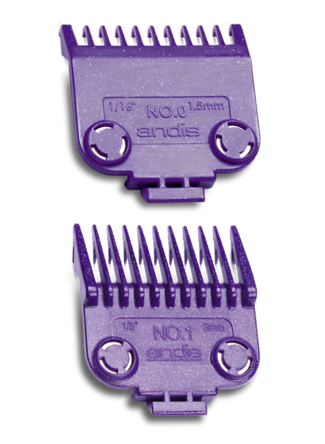 Tondeuse Opzetkammen Set: Master Cordless (Magnetic Comb Set - 1.5mm+3mm)