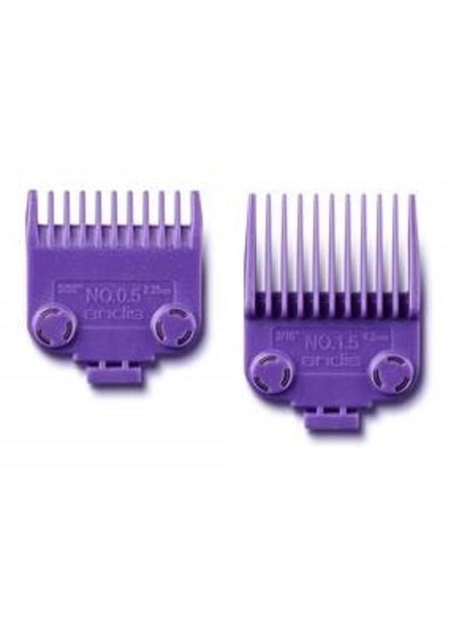 Tondeuse Opzetkammen Set: Master Cordless (Magnetic Comb Set - 2.25mm+4.5mm)