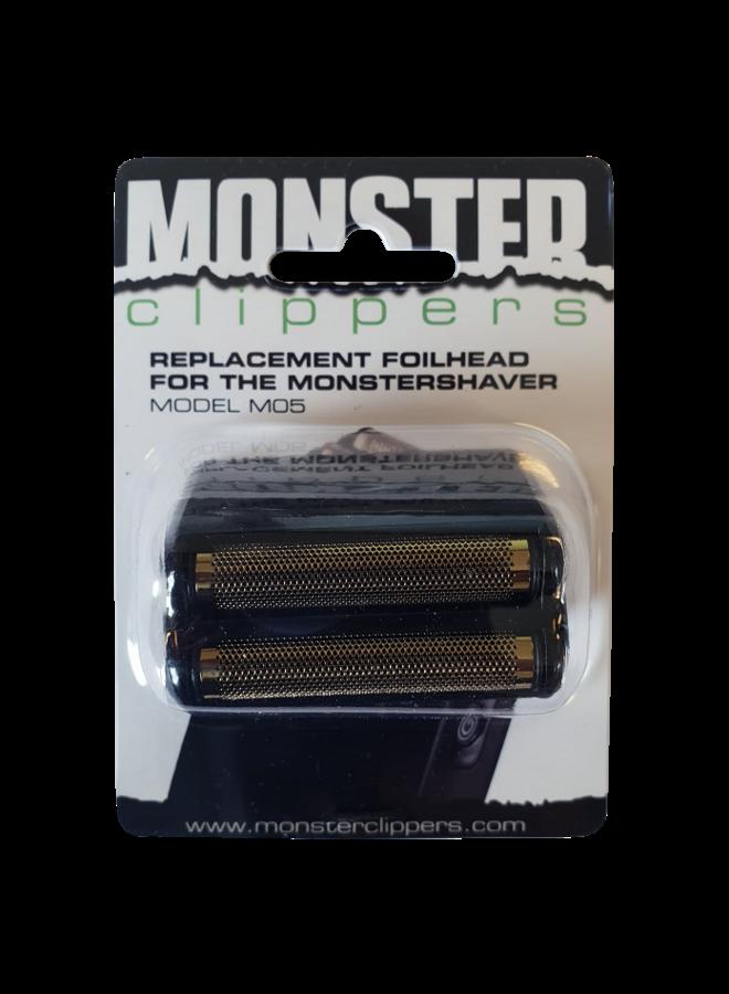 Monstershaver Scheerkopfolie