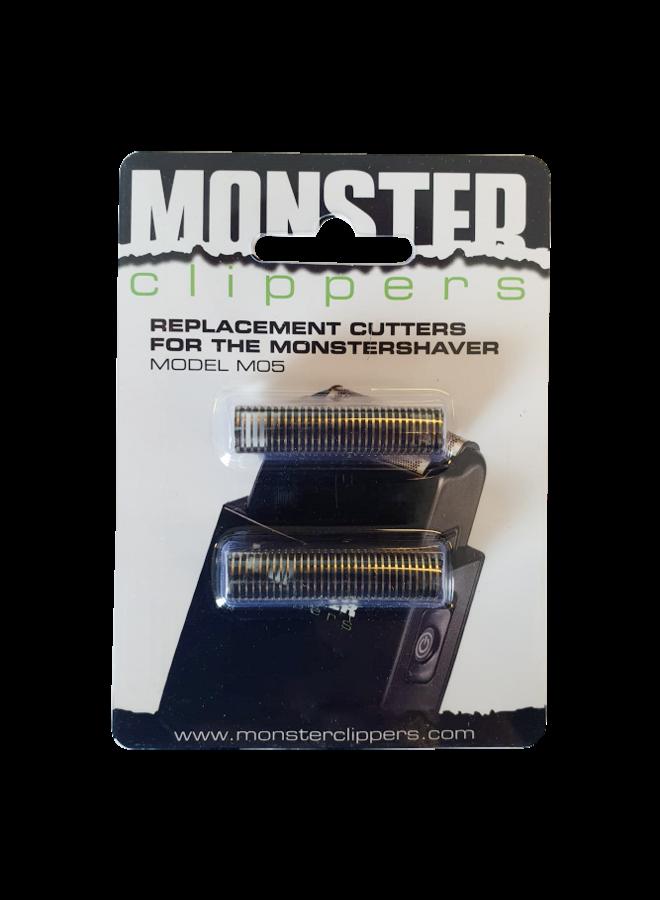 Monstershaver Cutting Blades