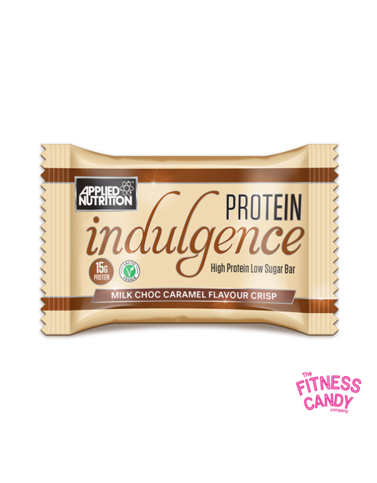 APPLIED NUTRITION INDULGENCE Milk Chocolate Caramel
