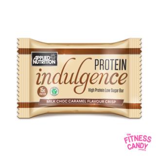 APPLIED NUTRITION INDULGENCE Milk Belgian Chocolate Caramel