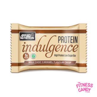 APPLIED NUTRITION INDULGENCE Milk Chocolate Caramel