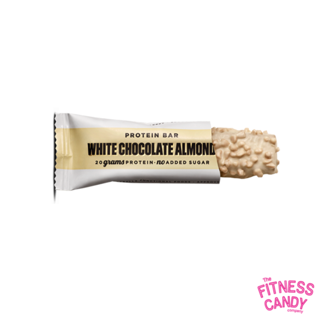 BAREBELLS BAREBELLS White Chocolate Almond