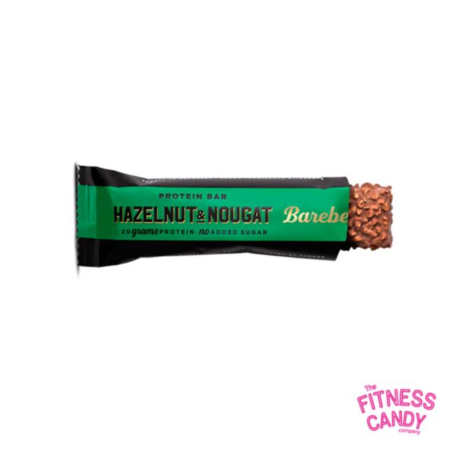 BAREBELLS Hazelnut & Nougat