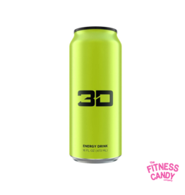 3D 3D ENERGY DRINK Green
