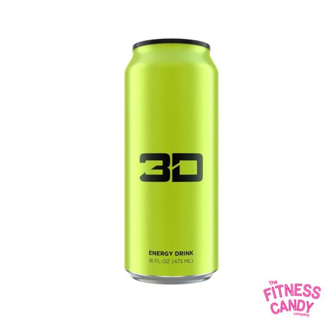 3D ENERGY DRINK Green