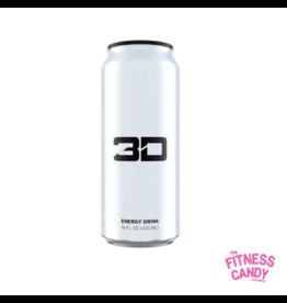 3D 3D ENERGY DRINK White