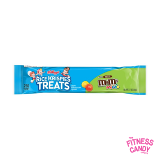 M&M'S M&M Rice Krispies Treats