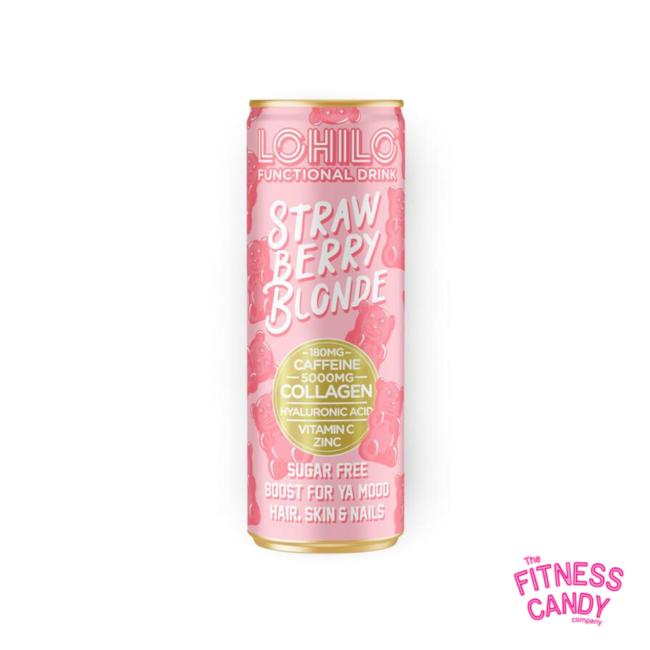 LOHILO Strawberry Blonde Collageen Drankje