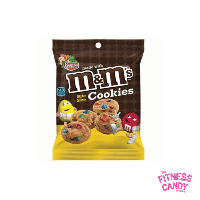 M&M'S Bite Size Cookies THT25/5/21