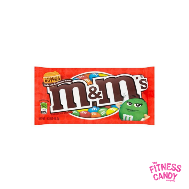 M&M'S M&M'S Peanut Butter THT 30/4/21