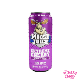 MUSCLE MOOSE  MOOSE JUICE Berry