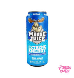 MUSCLE MOOSE  MOOSE JUICE Blue Raspberry