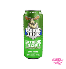MUSCLE MOOSE  MOOSE JUICE Green Apple