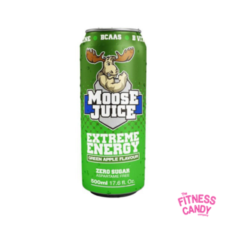 MUSCLE MOOSE  MOOSE JUICE Green Apple