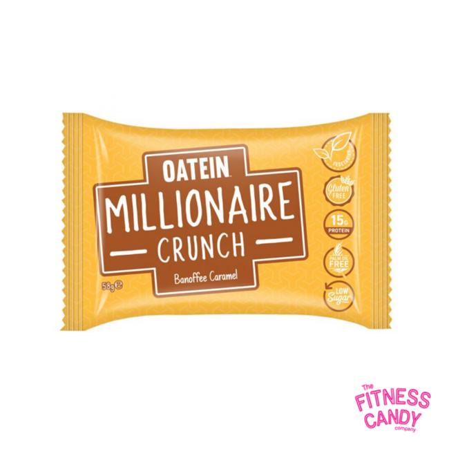 OATEIN MILLIONAIRE CRUNCH Banoffee Caramel