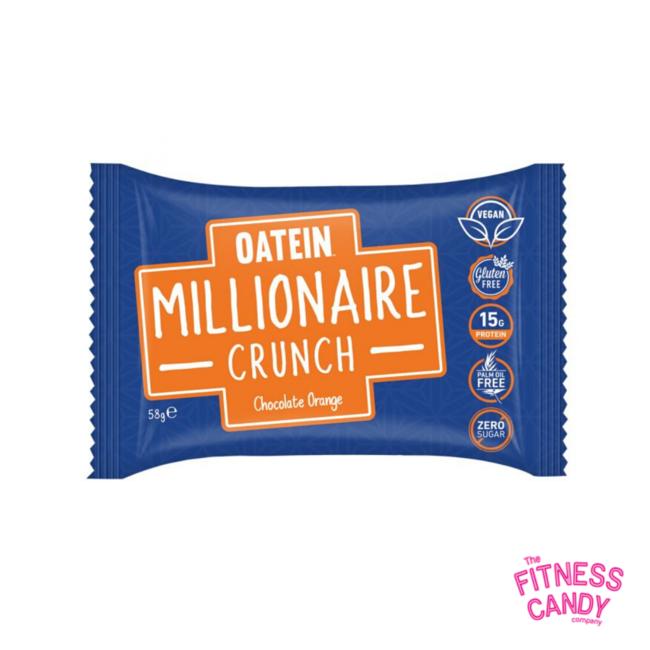 OATEIN MILLIONAIRE CRUNCH Chocolate Orange