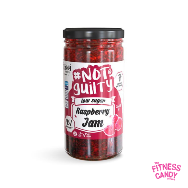 THE SKINNY FOOD CO #NOTGUILTY Raspberry Jam
