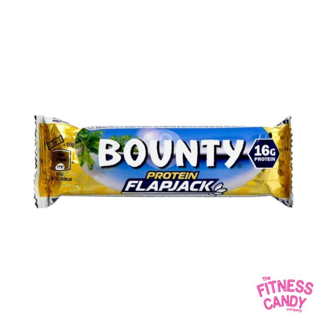 BOUNTY Protein Flapjack THT 23/05/21