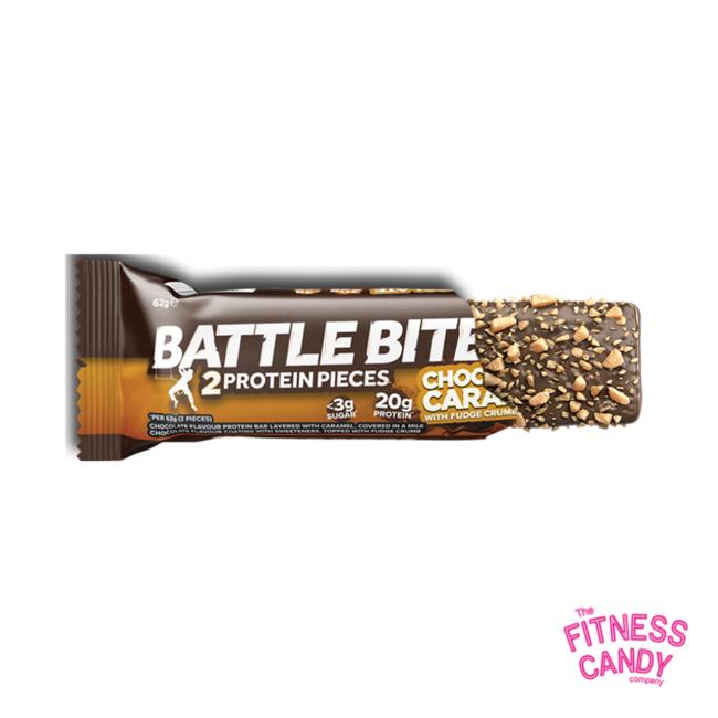BATTLE BITES Chocolate Caramel