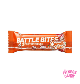 BATTLE BITES BATTLE BITES Carrot Cake