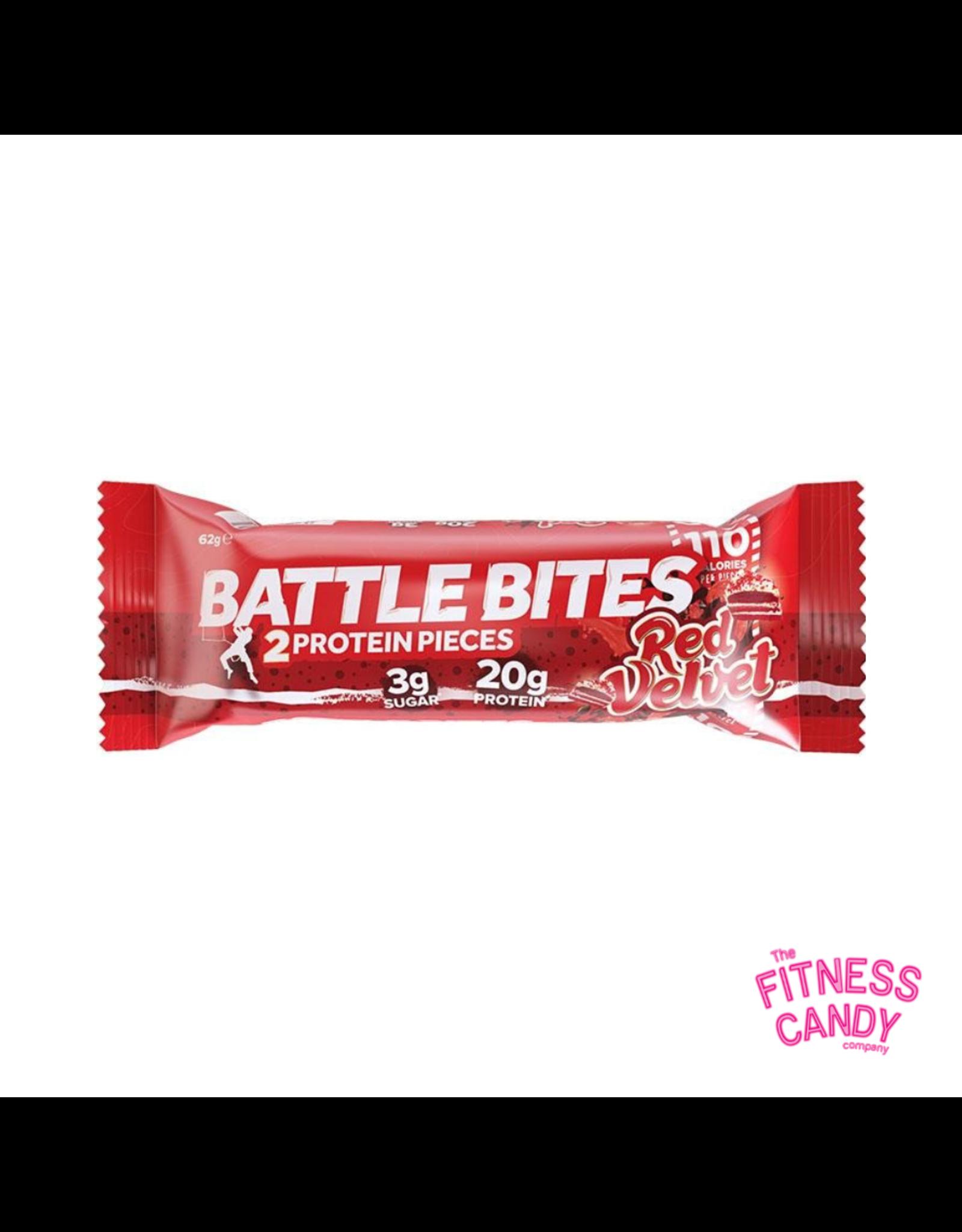 BATTLE BITES BATTLE BITES Red Velvet