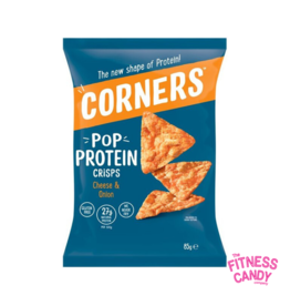 CORNERS CORNERS  PROTEIN CRISPS Cheese Onion