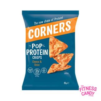 CORNERS CORNERS  PROTEIN CRISPS Cheese Onion